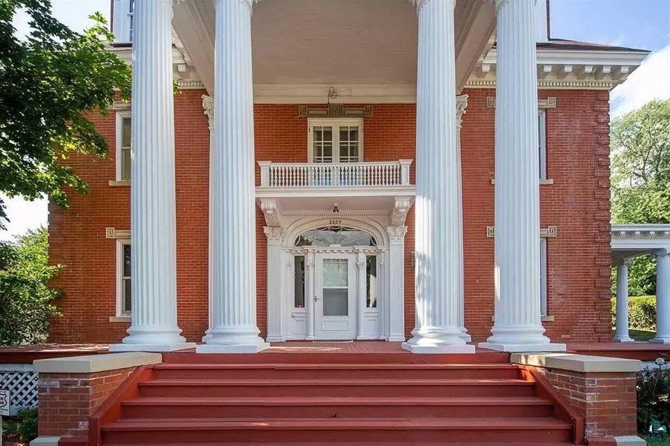 1905 Mansion For Sale In Duluth Minnesota