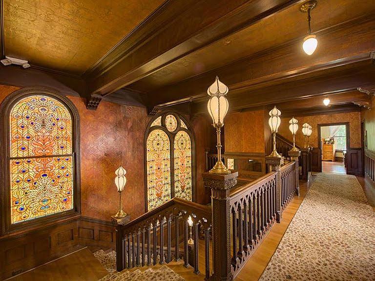 1889 Patsy Clark Mansion For Sale In Spokane Washington