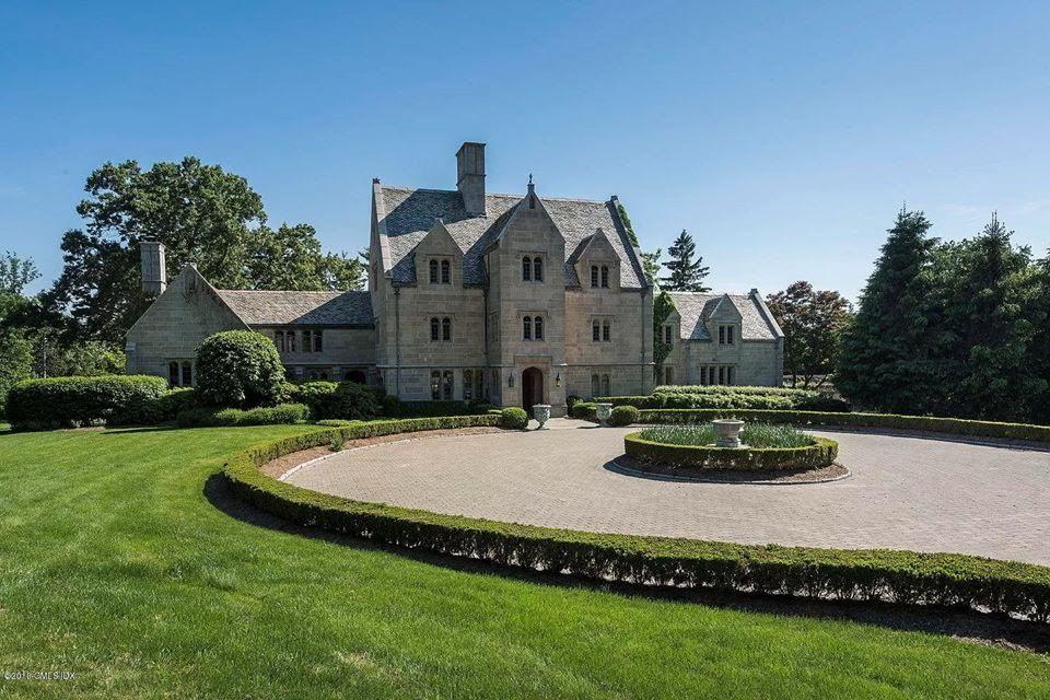 1935 Mansion In Greenwich Connecticut