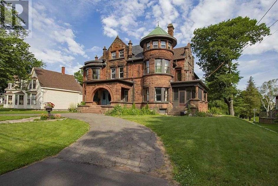 1905 Victorian For Sale In Amherst Nova Scotia