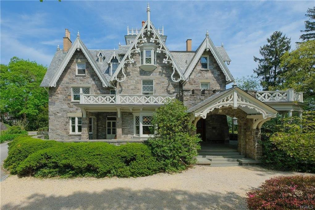 1849 Gothic Revival In Bronxville New York