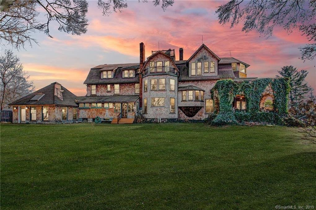 1900 Mansion In West Hartford Connecticut