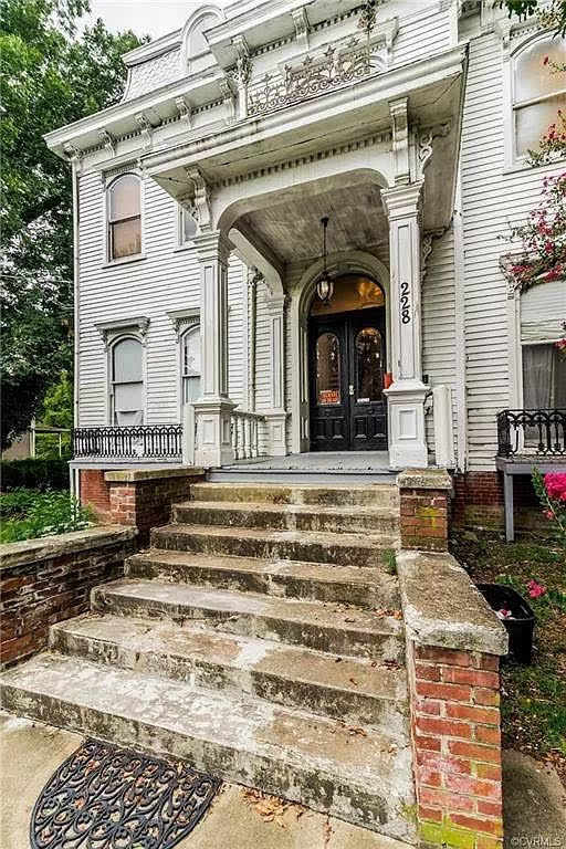 1900 Second Empire For Sale In Petersburg Virginia