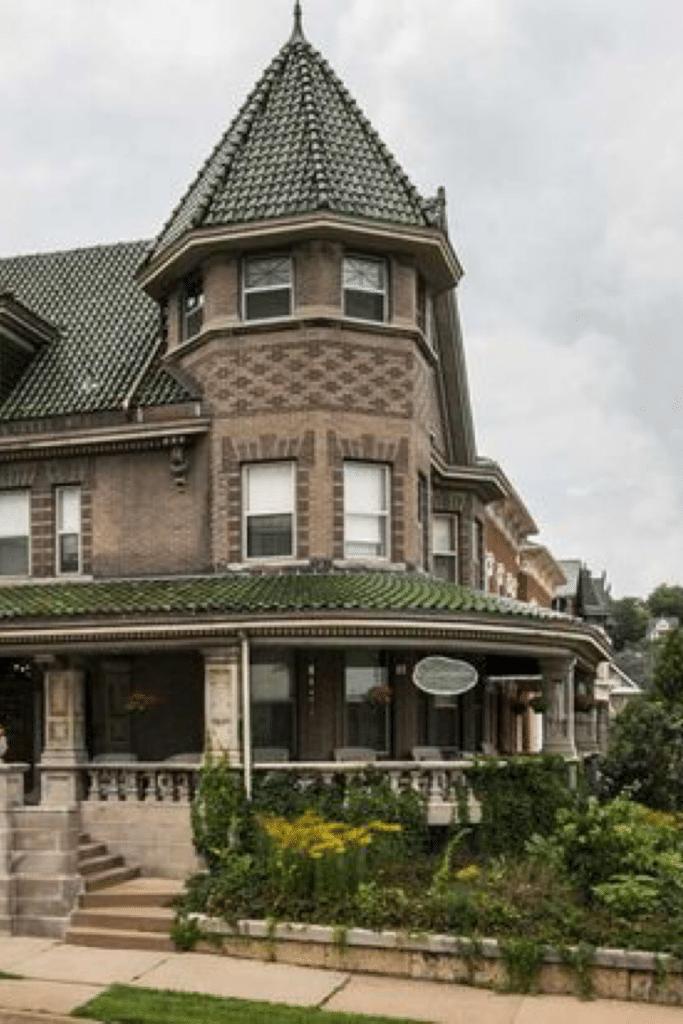 1900 Mandolin Inn For Sale In Dubuque Iowa