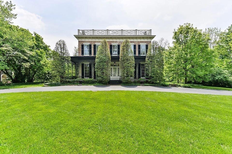 1854 Italianate For Sale In Louisville Kentucky