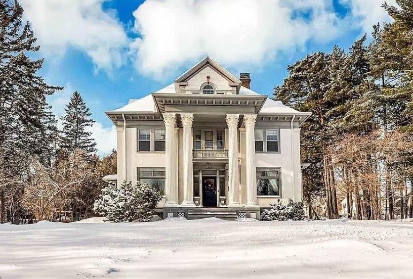 1900 Mansion In Duluth Minnesota