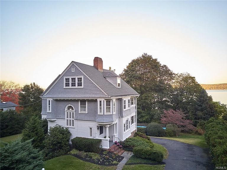 1891 Victorian For Sale In Piermont New York