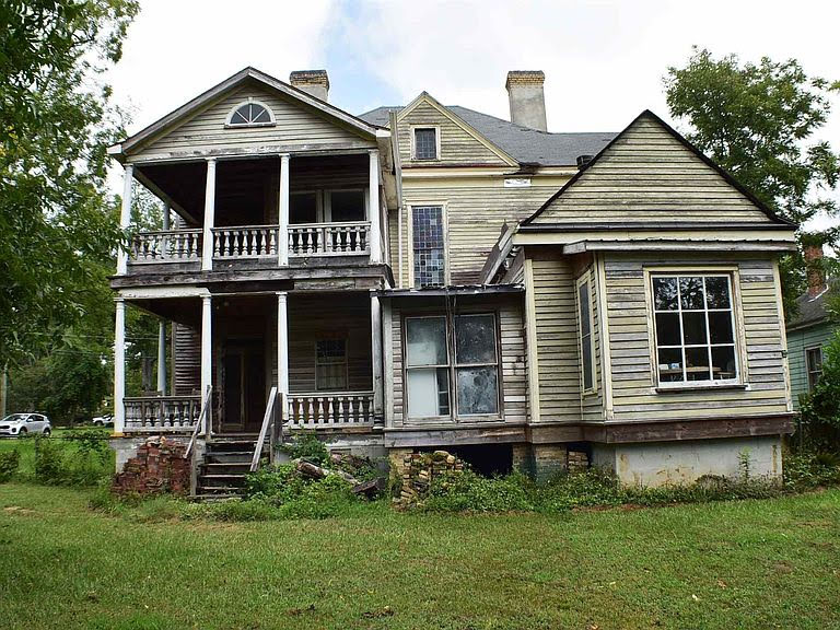 1884 Fixer Upper For Sale In Newberry South Carolina