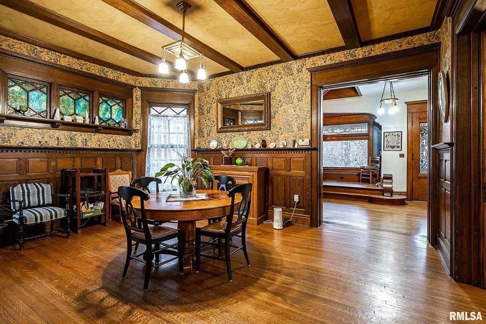 1900 Victorian For Sale In Davenport Iowa