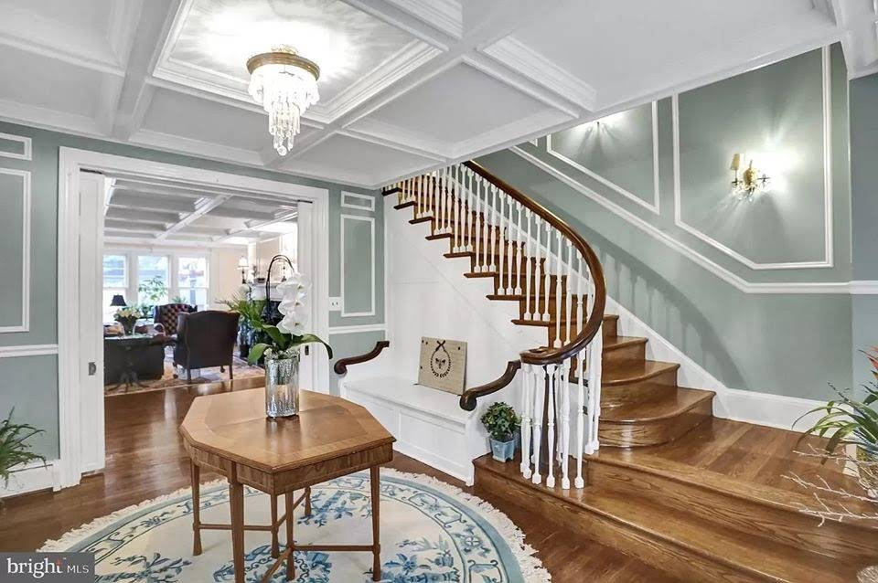 1840 Second Empire For Sale In Kennett Square Pennsylvania