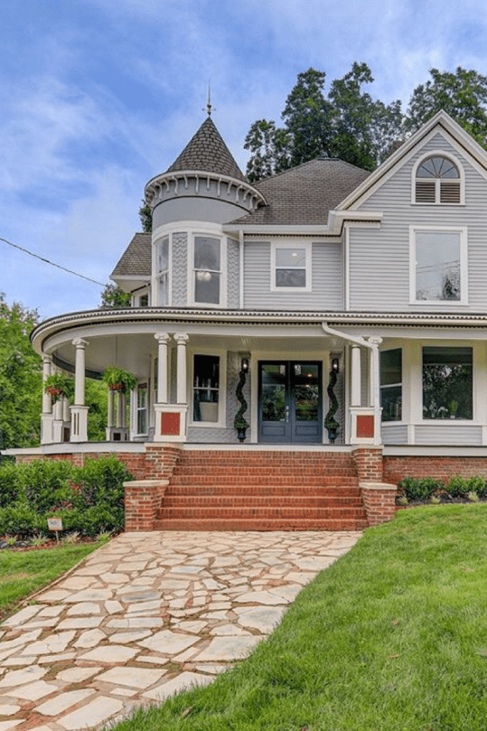 1903 Victorian For Sale In Knoxville Tennessee