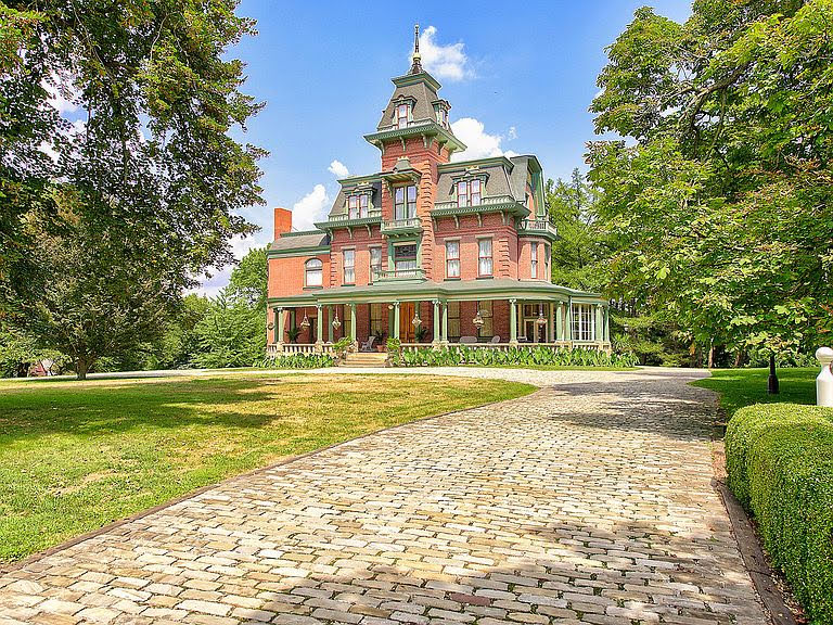 1880 Second Empire For Sale In Pittsburgh Pennsylvania