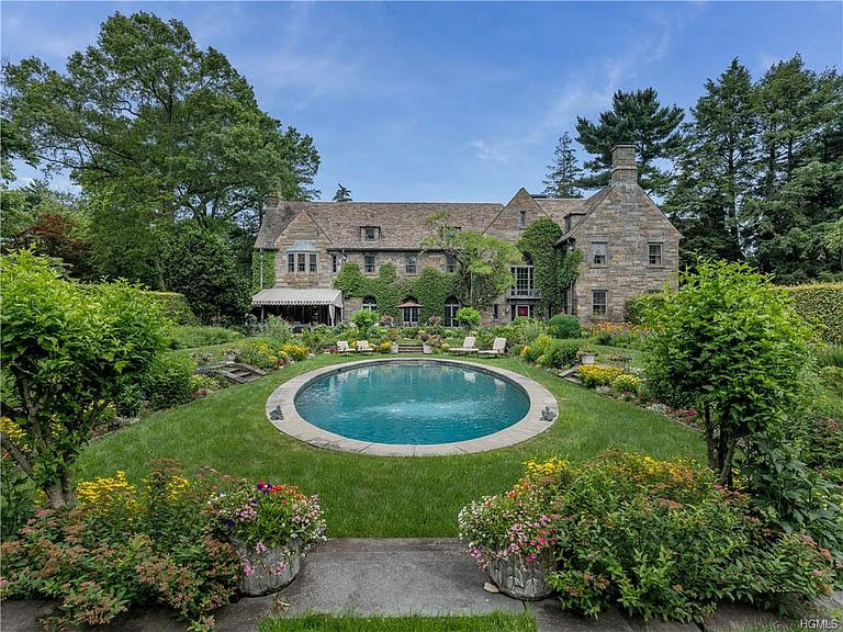 1927 Mansion For Sale In Purchase New York