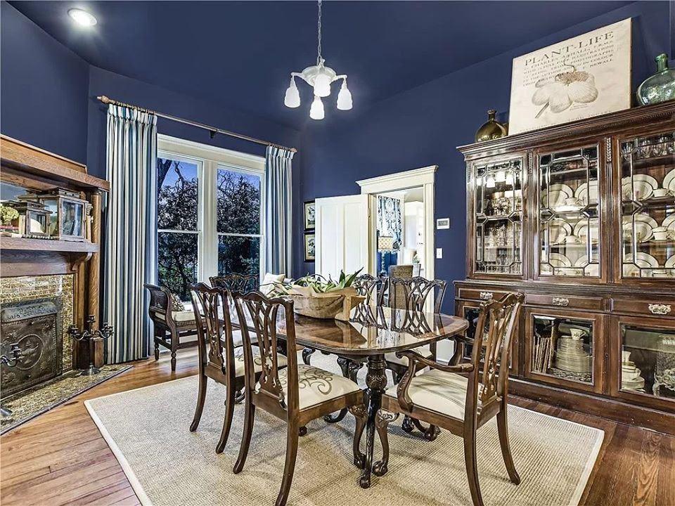 1910 Greek Revival For Sale In Smithville Texas