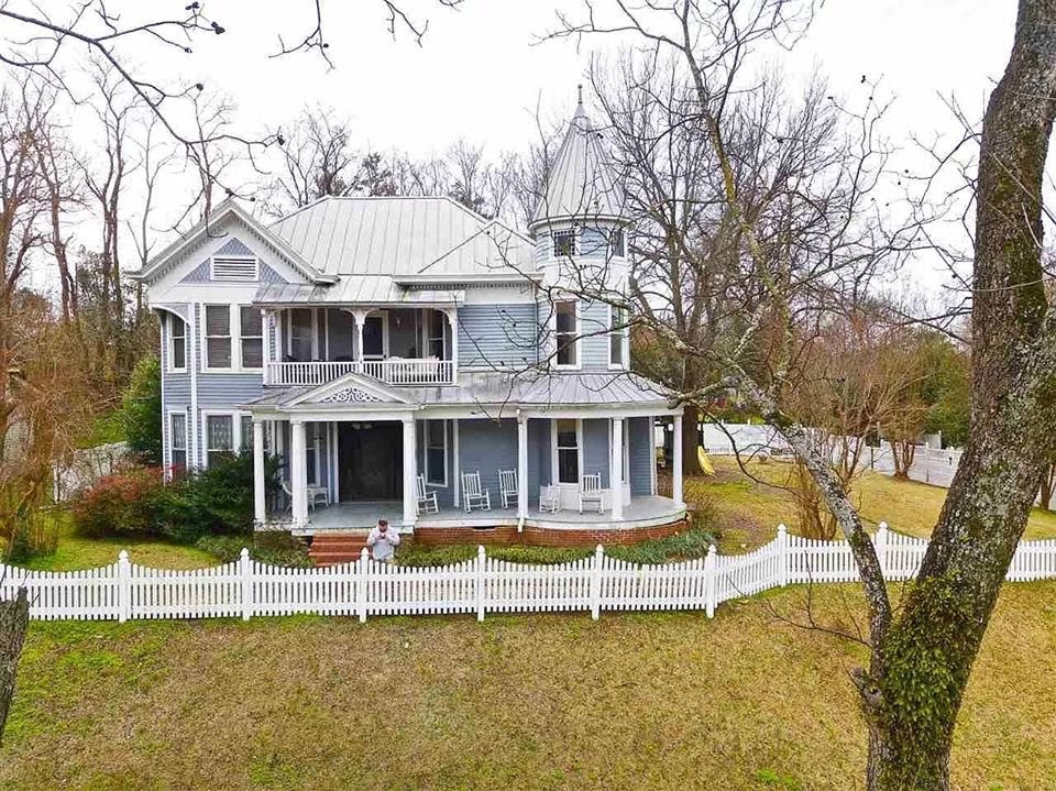 1899 Victorian For Sale In Yazoo City Mississippi