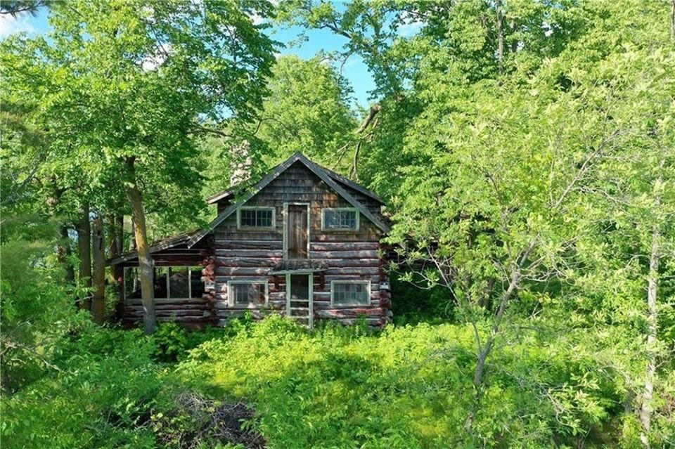 1905 Cabin For Sale In Birchwood Wisconsin