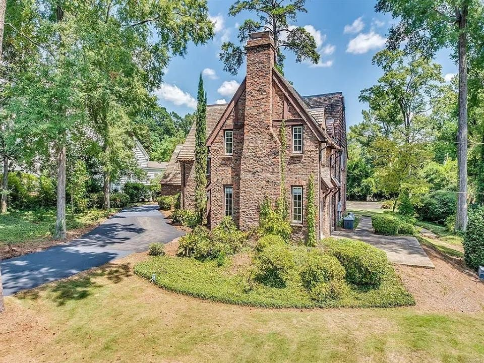 1928 Mansion For Sale In Montgomery Alabama