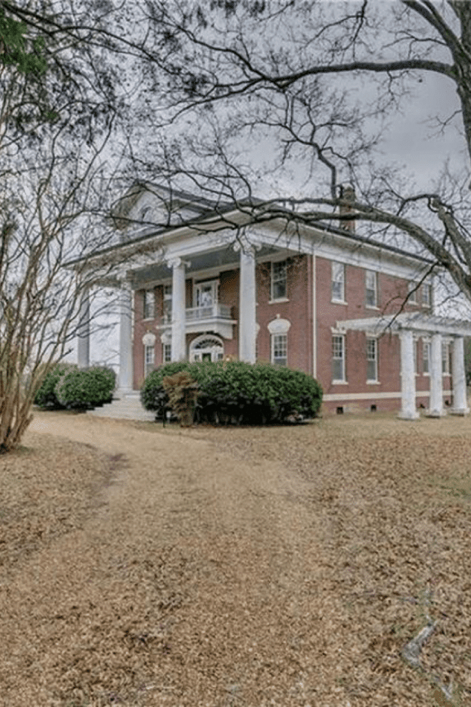 1916 Grimsley House For Sale In Fayette Alabama