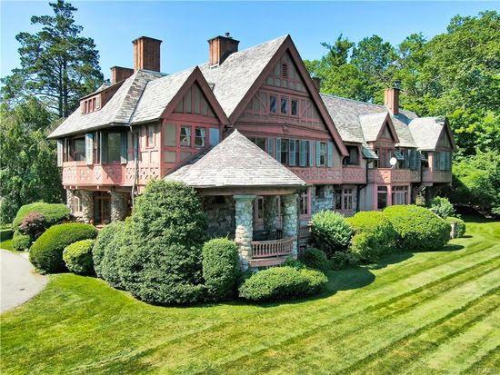1899 Mansion For Sale In Tuxedo Park New York