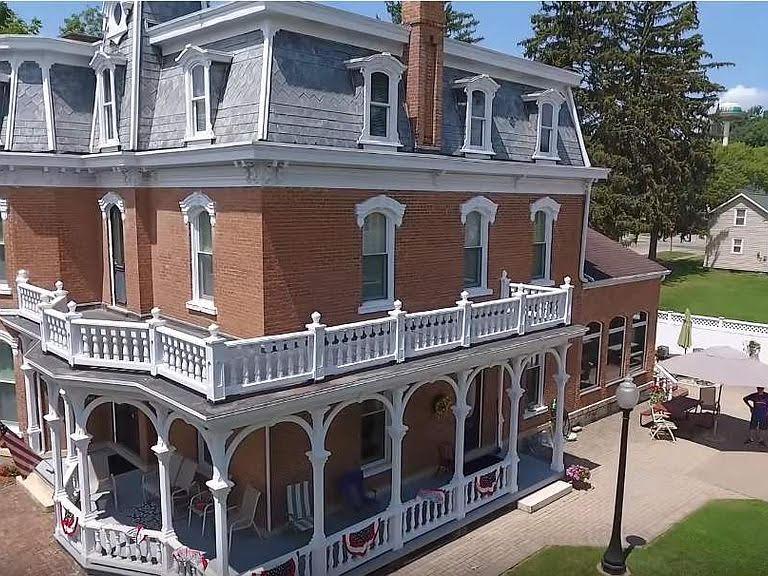 1881 Second Empire For Sale In Bellevue Iowa