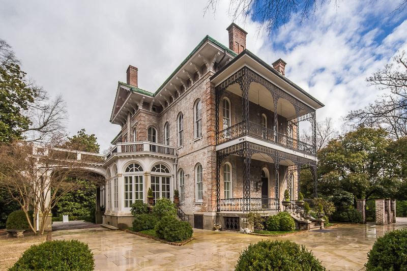 1850 Annesdale Mansion For Sale In Memphis Tennessee