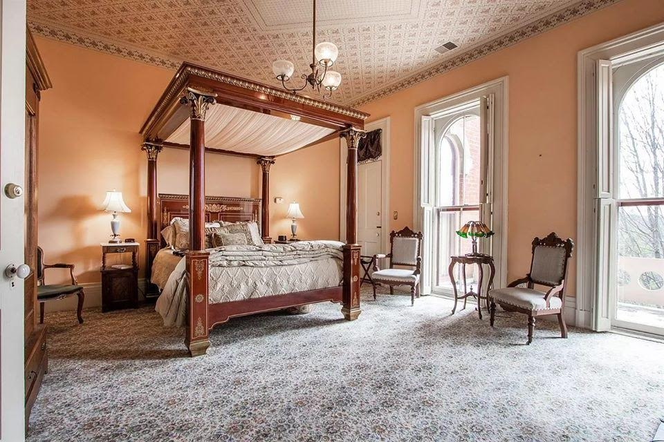 1874 Mansion For Sale In Vevay Indiana