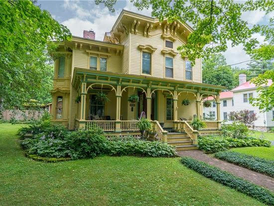 1900 Italianate For Sale In Lowville New York