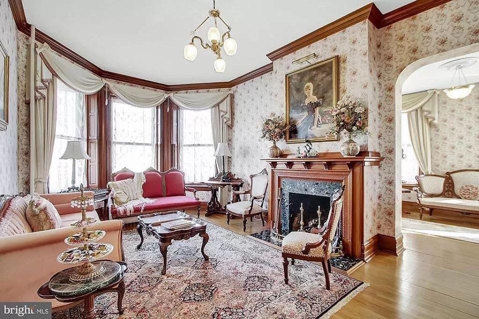 1896 Victorian For Sale In Hanover Pennsylvania