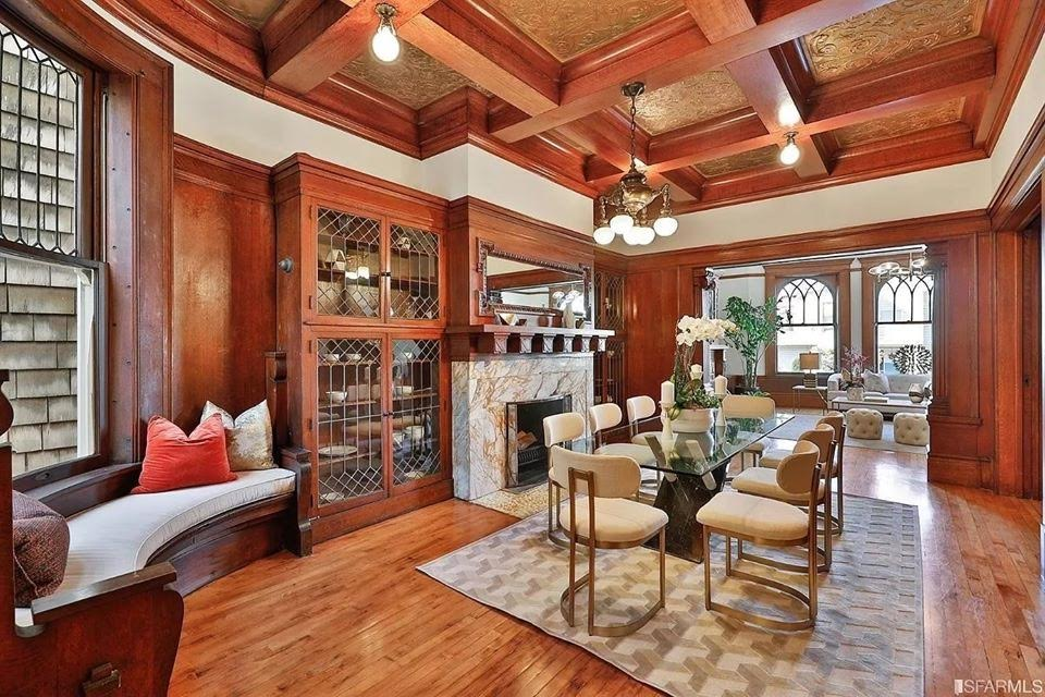 1908 Historic House For Sale In San Francisco California