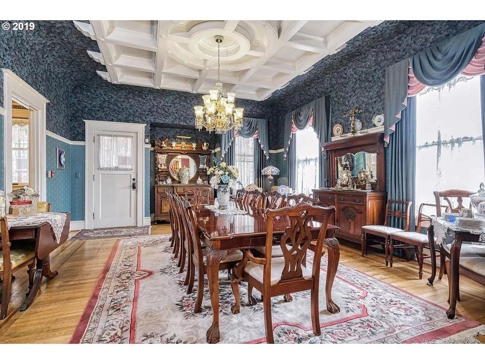1906 Irvington Mansion For Sale In Portland Oregon