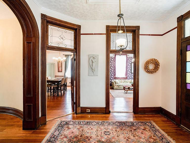 1892 Queen Anne For Sale In Lynchburg Virginia
