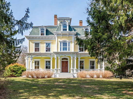 1865 Second Empire For Sale In Tiverton Rhode Island