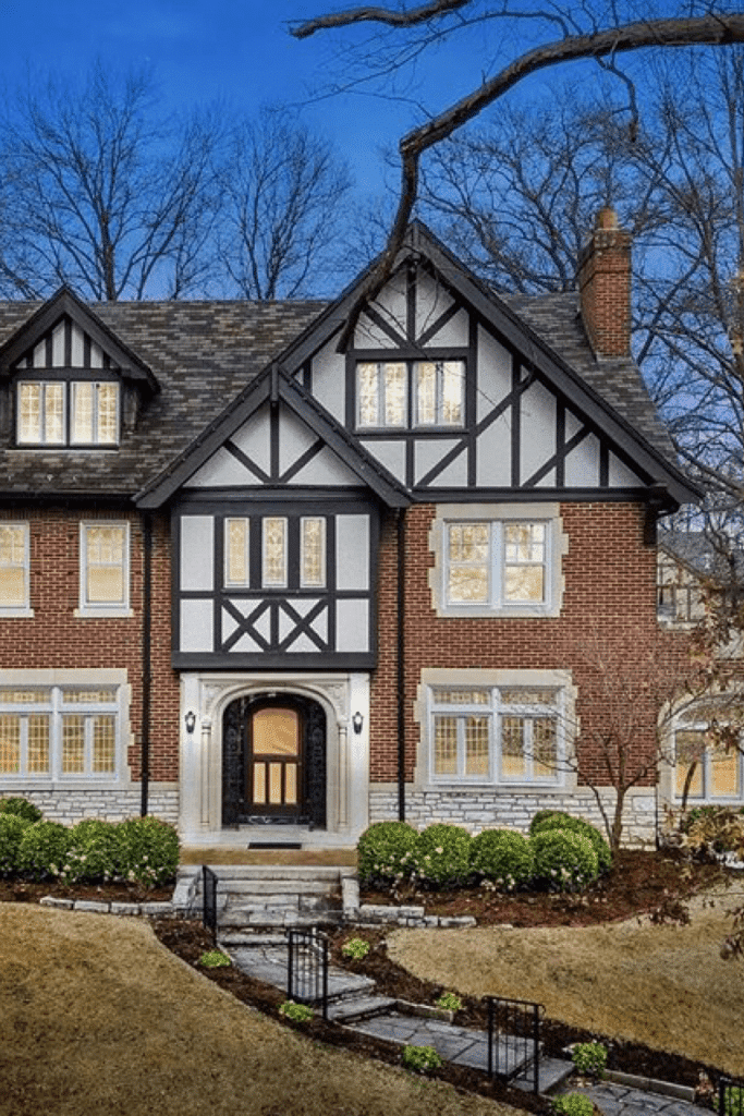 1927 Tudor Revival For Sale In Saint Louis Missouri