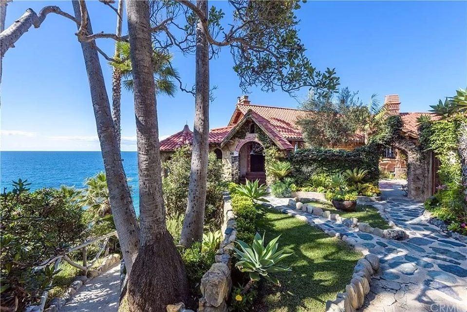 1921 Villa Rockledge In Laguna Beach California