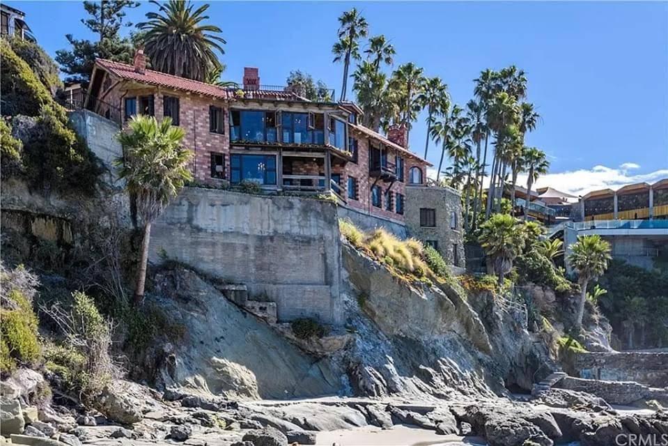 1921 Villa Rockledge For Sale In Laguna Beach California
