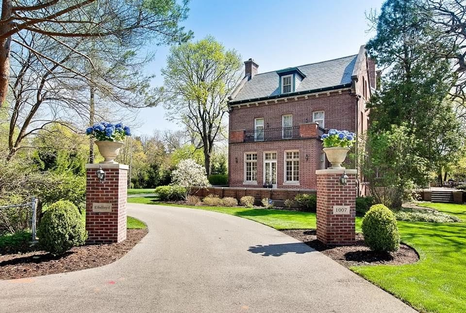 1907 Mansion For Sale In Lake Forest Illinois