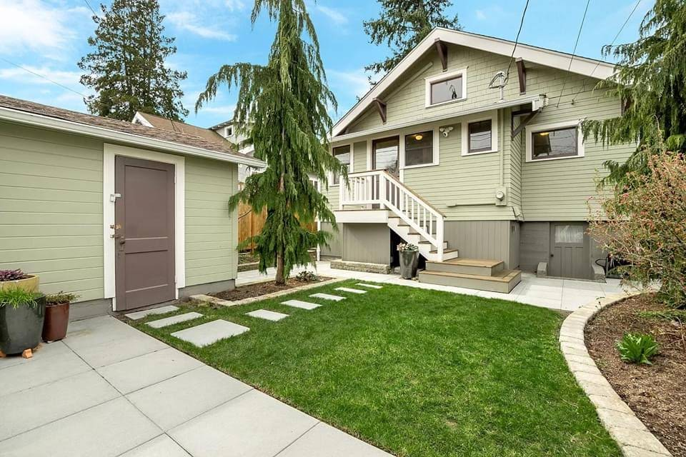 1922 Craftsman For Sale In Tacome Washington