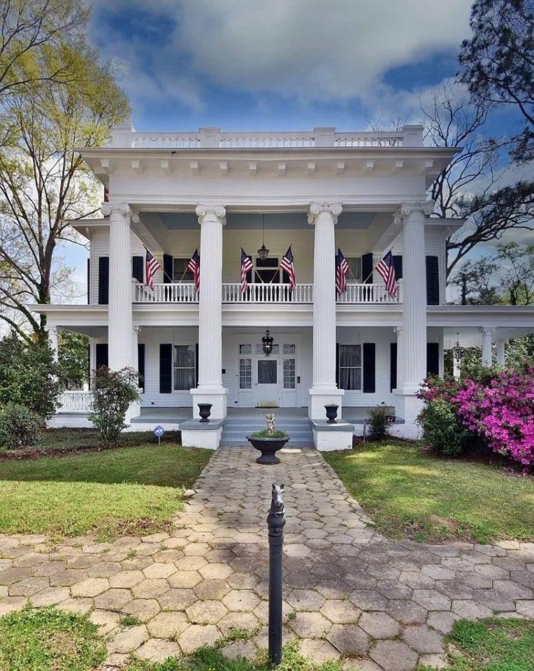1905 Greek Revival For Sale In Dawson Georgia