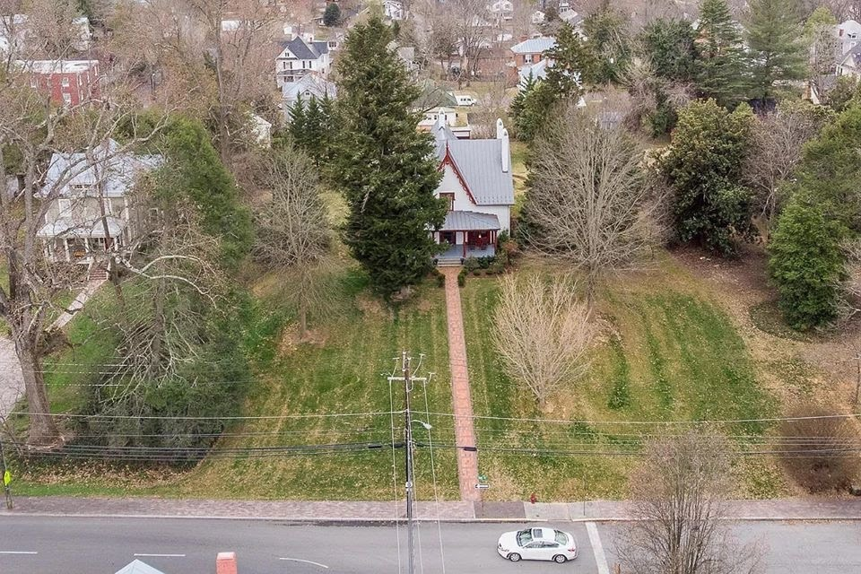 1848 Gothic Revival For Sale In Lexington Virginia