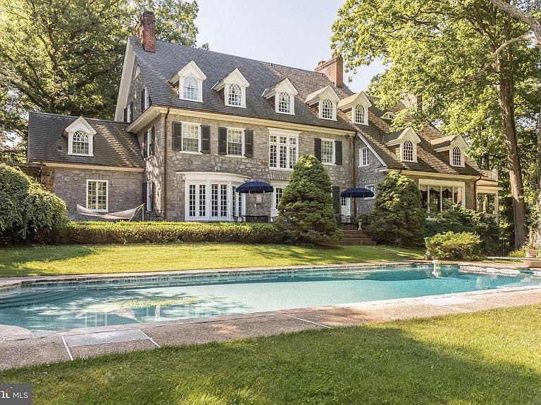 1898 Mansion For Sale In Ambler Pennsylvania
