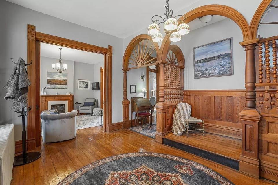 1855 Victorian For Sale In Delaware Ohio