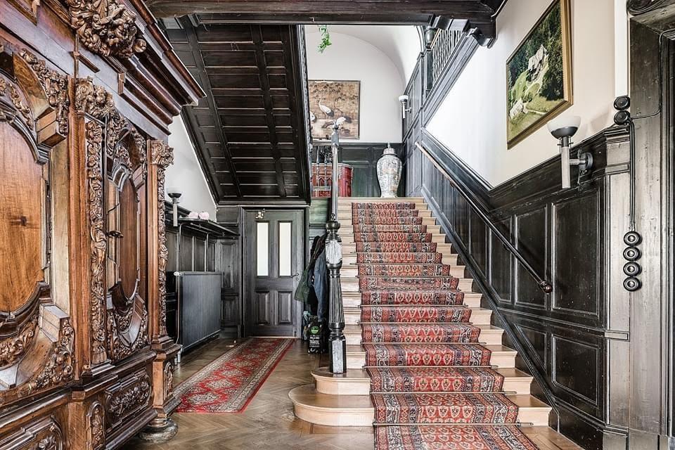 1891 Mansion For Sale In Lerum Sweden