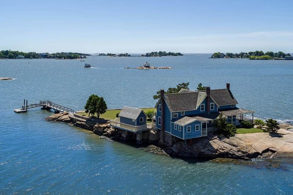 1912 Storybook Cottage For Sale In Branford Connecticut