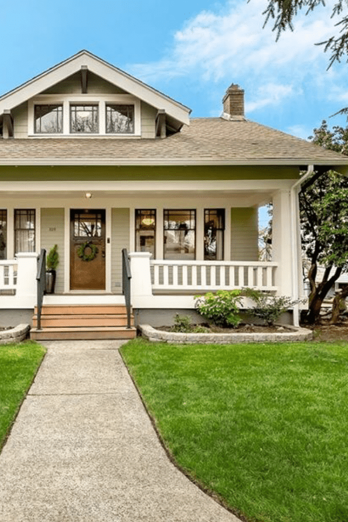1922 Craftsman For Sale In Tacoma Washington