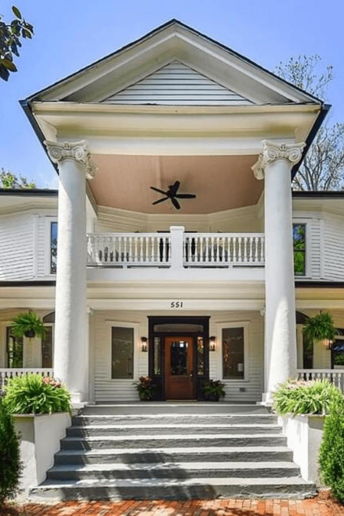 1910 Neoclassical For Sale In Atlanta Georgia
