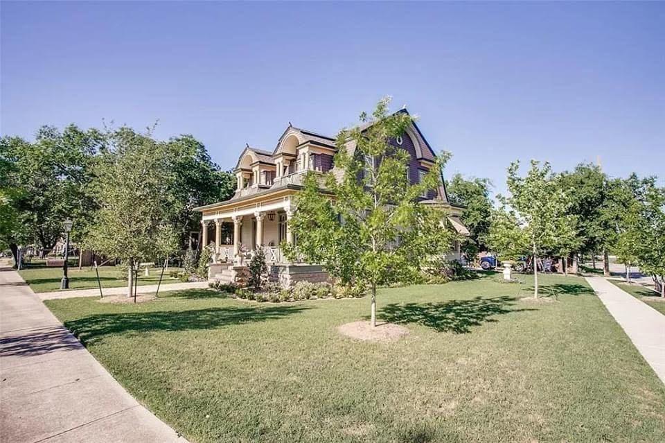 1903 Talbott-Wall House For Sale In Fort Worth Texas