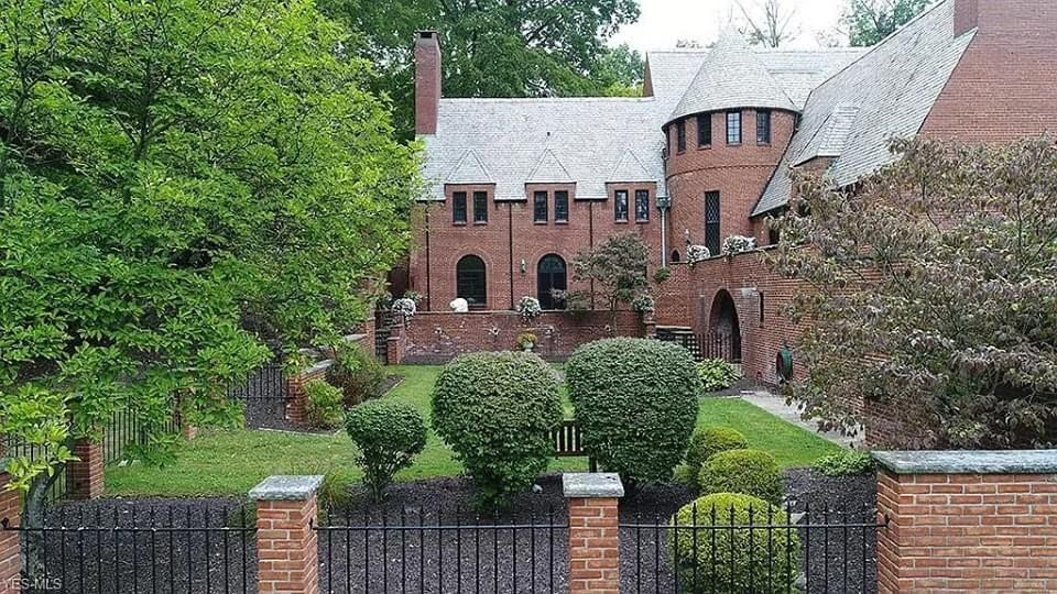 1930 Purcell Mansion For Sale In Alliance Ohio