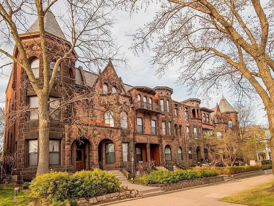 1889 Historic Brownstone For Sale In Saint Paul Minnesota
