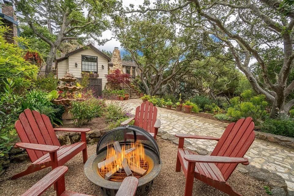 1943 Cottage For Sale In Carmel By The Sea California