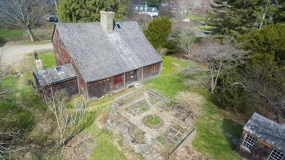 1664 Saltbox For Sale In Newbury Massachusetts